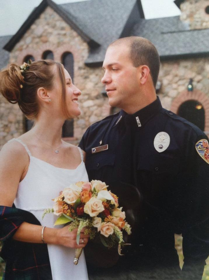 married to firefighter